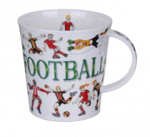 Darilo za fanta - skodelica Dunoon Football