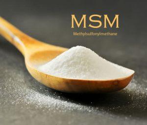 MSM mineral izkušnje