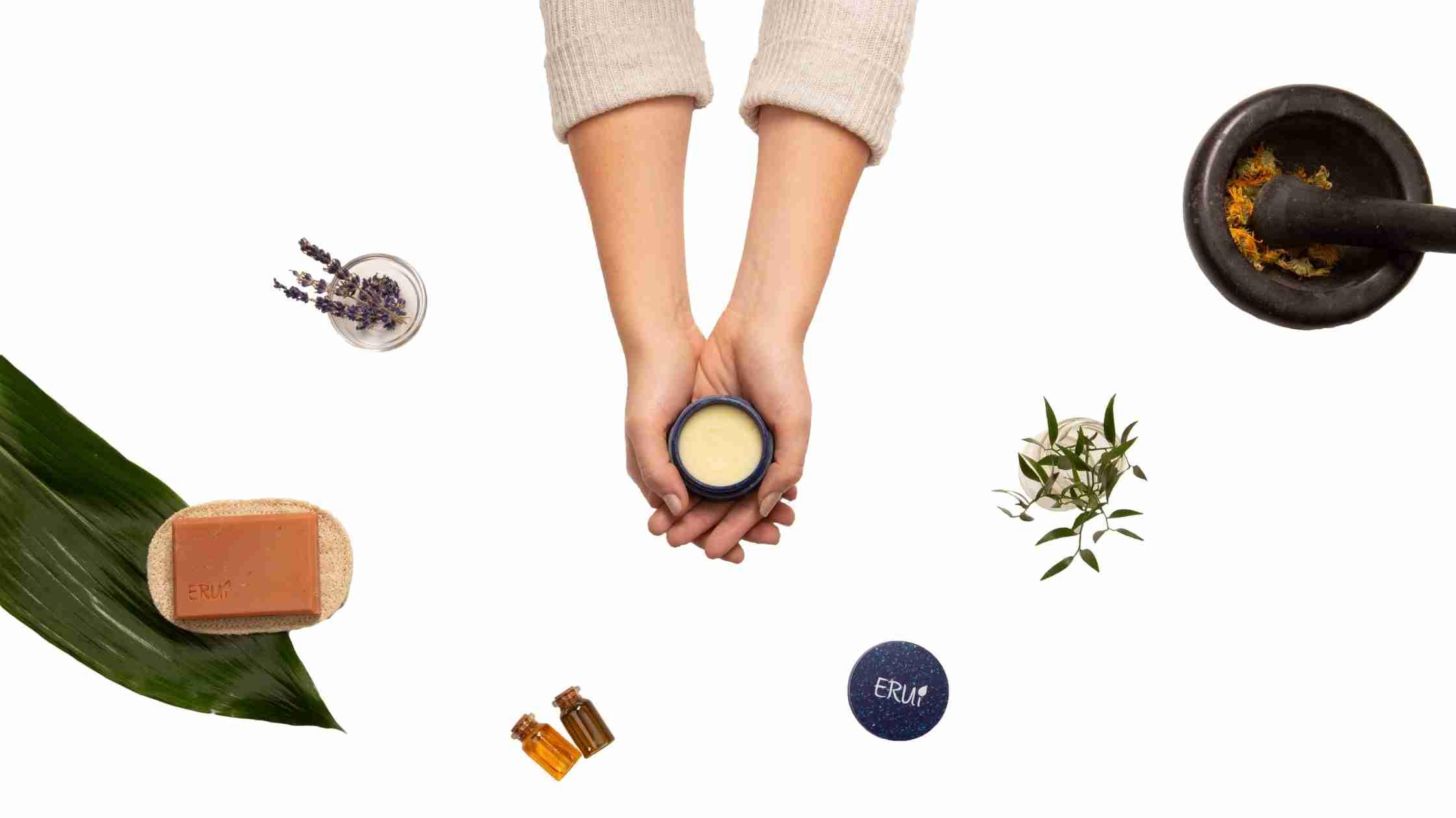 Najboljša naravna kozmetika brez palmovega olja